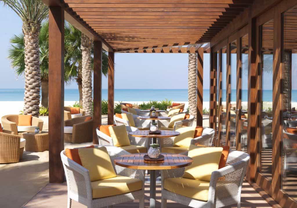 Palm Grill The Ritz Carlton