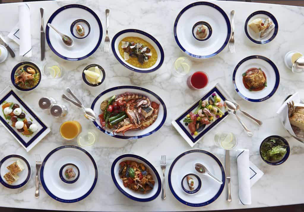 The Yacht Club Dubai Restaurant - The Friday Brunch