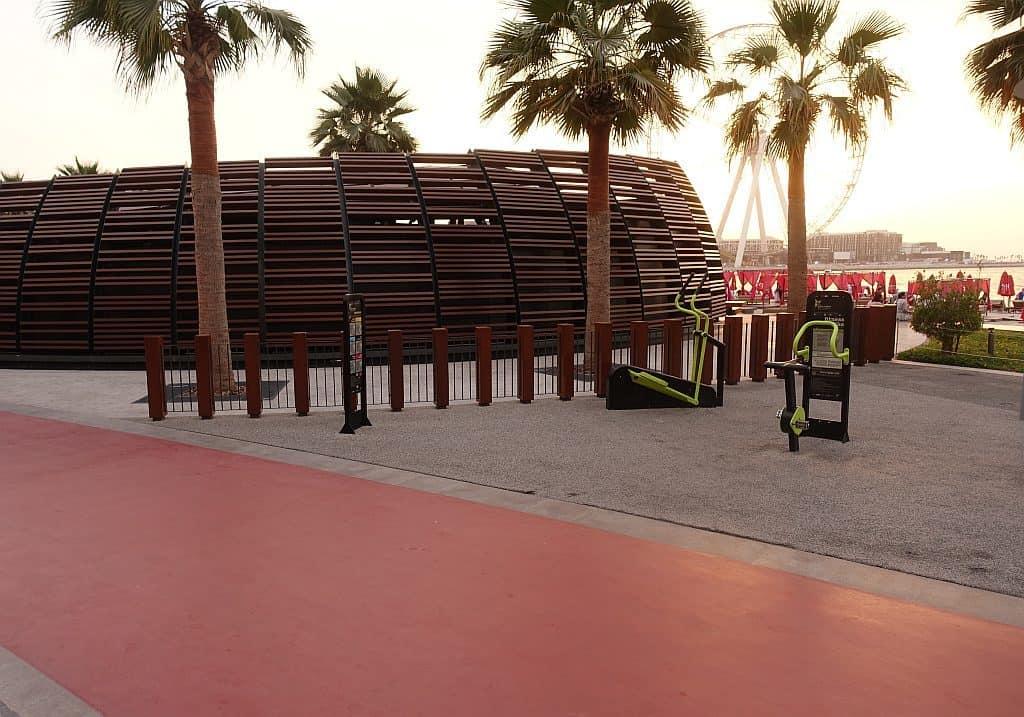 öffentliche Strände Dubai