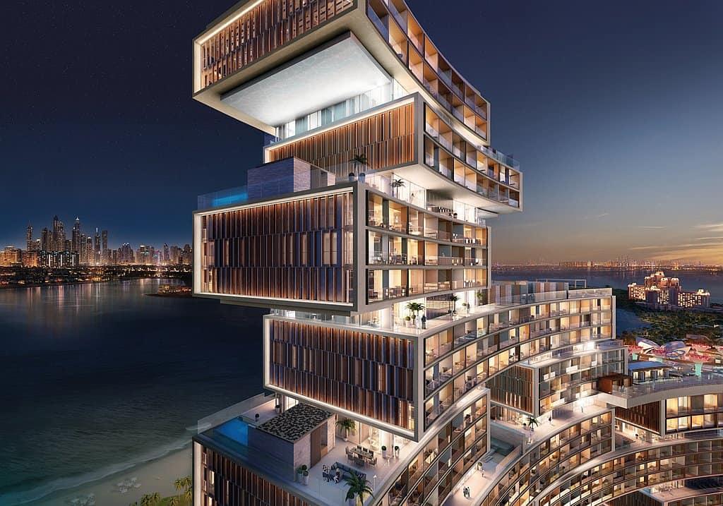 Architektur Royal Atlantis DUbai
