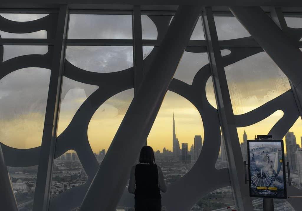 Aussichtsplattform The Frame