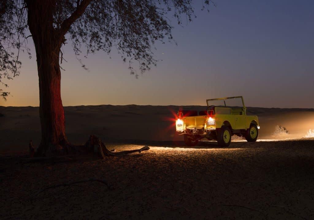 Night Safari Dubai