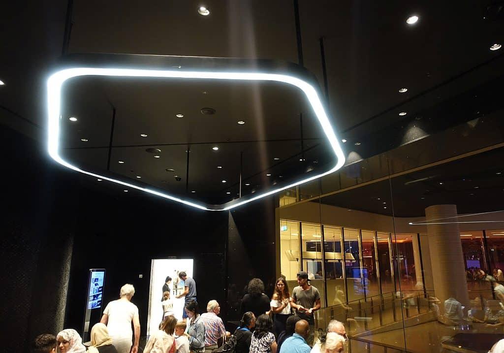 Burj Khalifa Ausflug