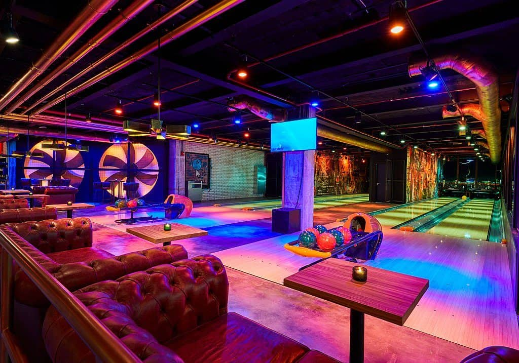 Dubai Bowlingbahn Wavehouse