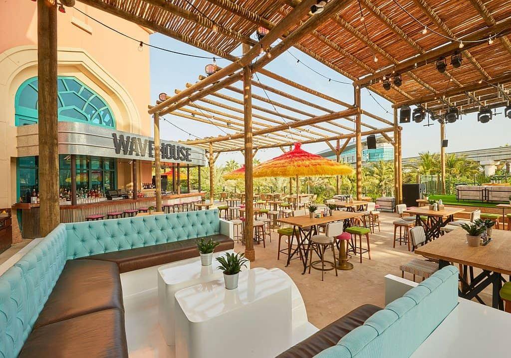 Terrasse Wavehouse Dubai
