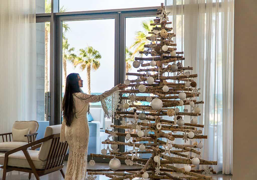 Weihanchtsbaum in Dubai