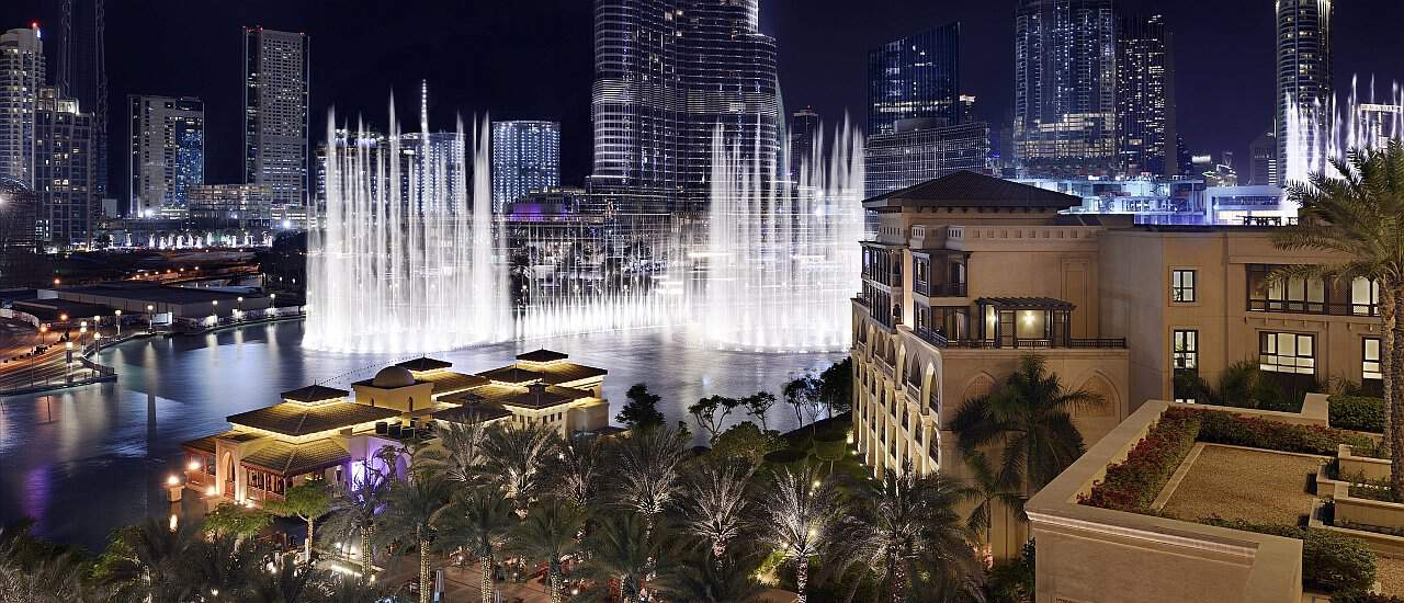 Wissenswertes Dubai Fountains