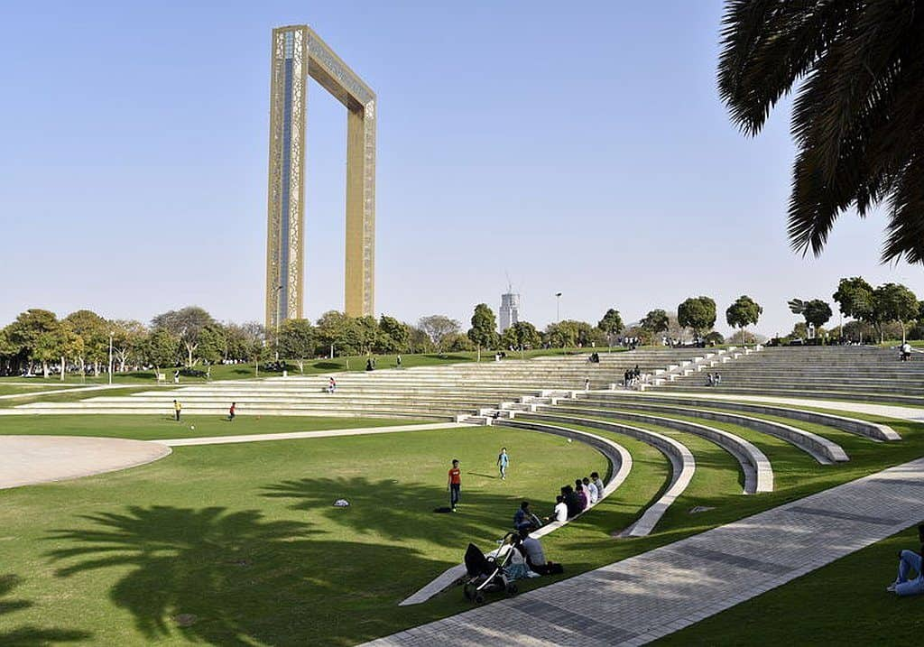 Amphitheater Zabeel Park Dubai