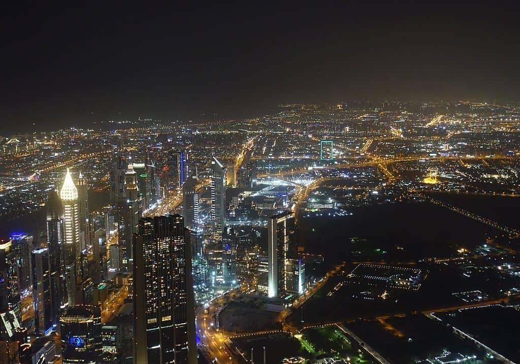 Aussicht Burj Khalifa